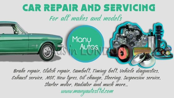 Car Services, Repairs And Oil Service Full Services Call/ #1