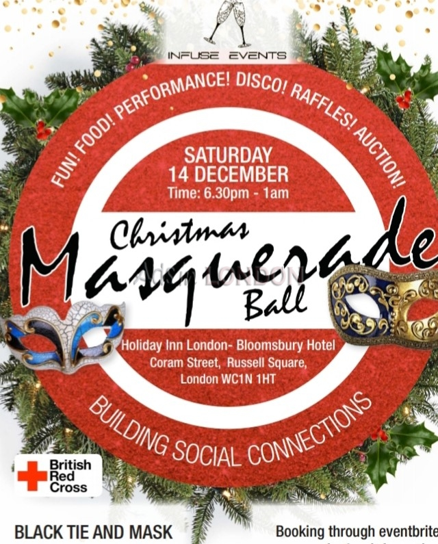 Christmas Masquarede Charity Ball in Aid of the Red Cross #1
