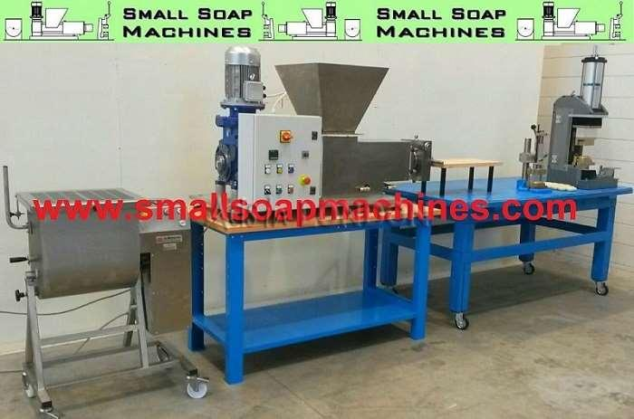 Small Soap Machines #1