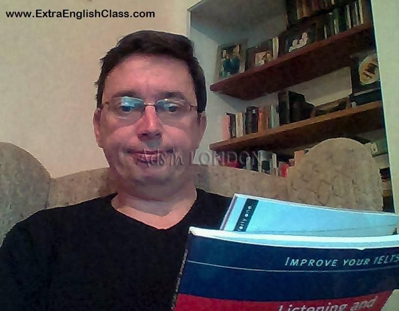 Private English Lessons With a Native Teacher