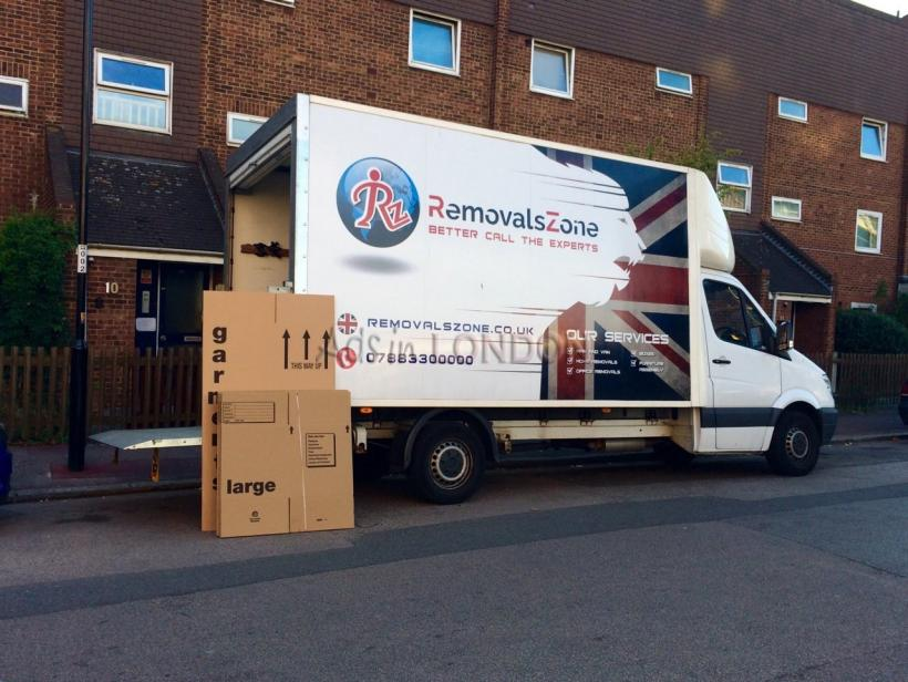 Full Home and Office Removals Services in London, Man and Van Hire #1