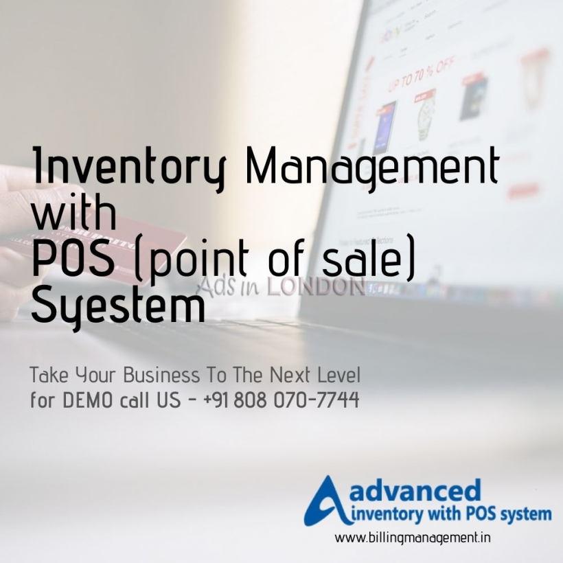 Inventory management erp software | point of sale pos system #1