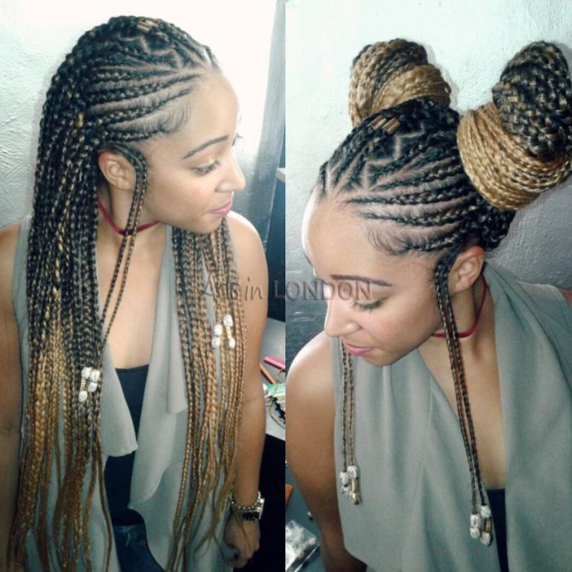 Mobile hairdresser - afro & caribbean hair - braids, twists ... #1
