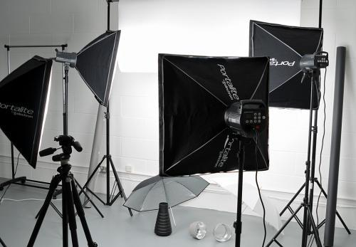 """Studio Photo Gallery"" Photo Studio Hire in London"
