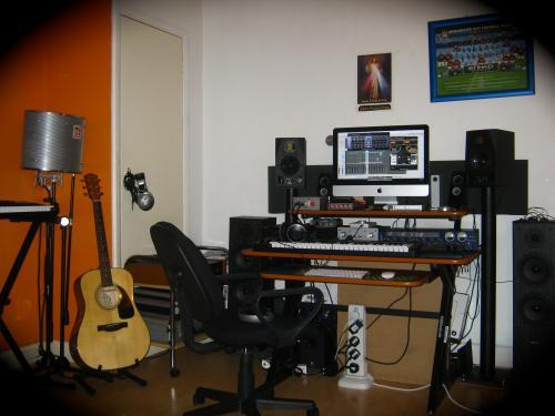 Recording Studio Available For Audio Recording, Mixing And Mastering