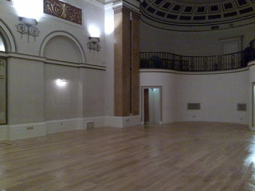 Dust Free Floor sanding  polishing  staining North London #1