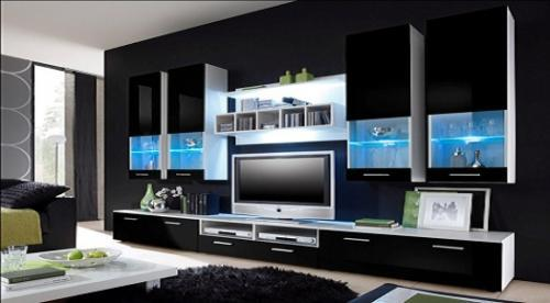 Designer Entertainment Units and Sideboards #1