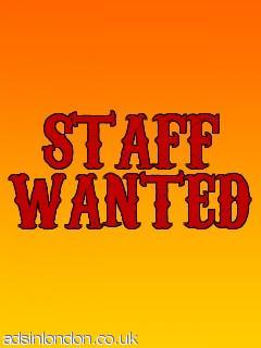 [Wanted Part-Time Staff Urgently]