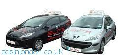 Elite Driver and Instructor Training in all London areas #1
