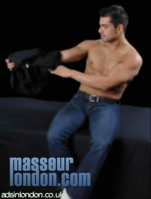 Fully qualified man on man massage service in central london