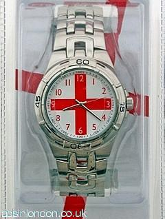 England/st georges watch