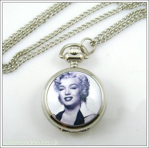 Marilyn Monroe pocket watch #1