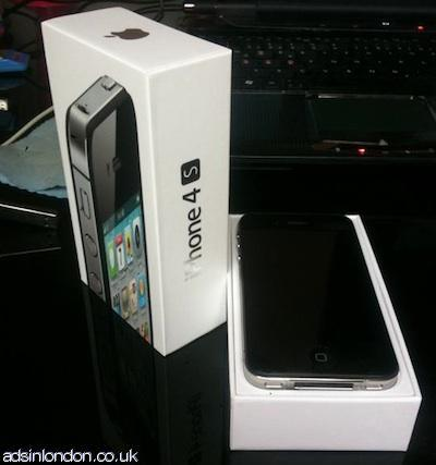 F/S: Brand new apple iphone 4s Unlocked