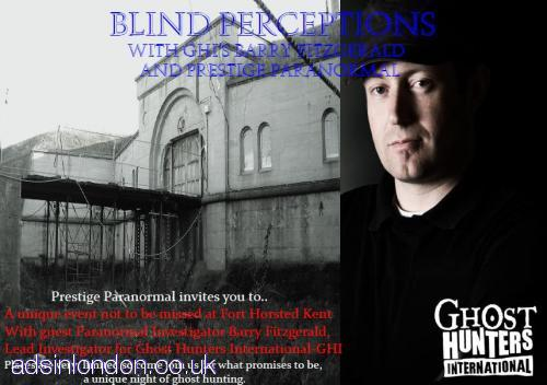 Ghost Hunt Internationals Barry and Ghost Hunt Chatham Kent 23rd June #1
