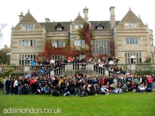 College Immigration, Admission In a Highly Trusted, London #1