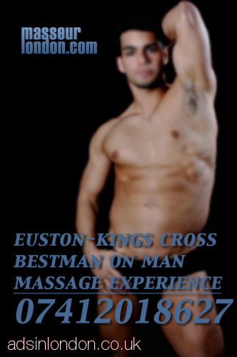 Central London Massage Therapist for men #1