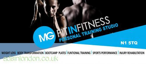 Personal Trainer £35