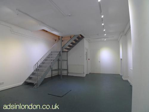Exhibition & Event space available in Shoreditch #1