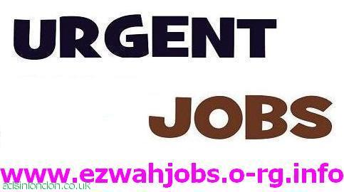 Pt-Ft workers needed 2 start this week.