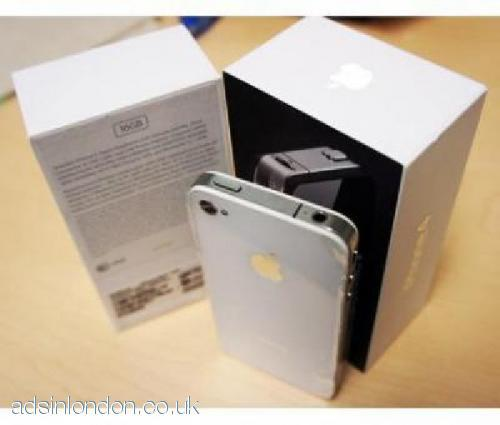 Selling Original Apple iPhone 4s 32GB Unlocked in White/Black