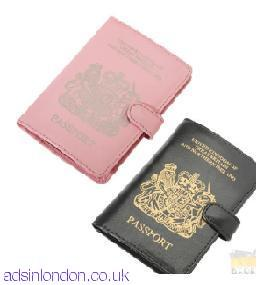 Best UK passport covers at Desbox