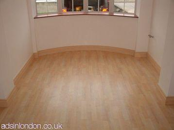 Laminate floor fitter islington Tuffnell park Holloway Highbury Angel #1