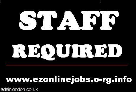(URGENTLY) Part Time Staff Wanted.