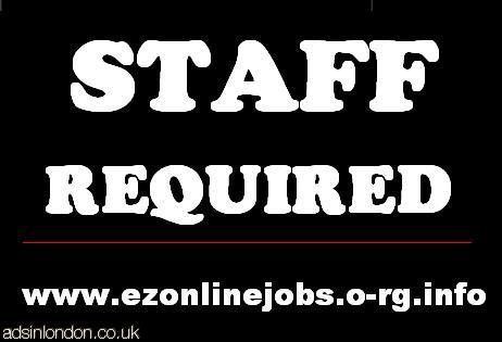 Part time - Full time, Staff Required.