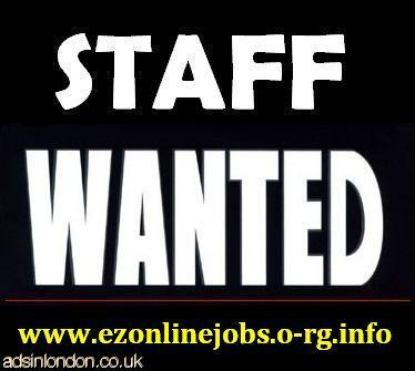 Staff Wanted Urgent (Weekend Jobs)