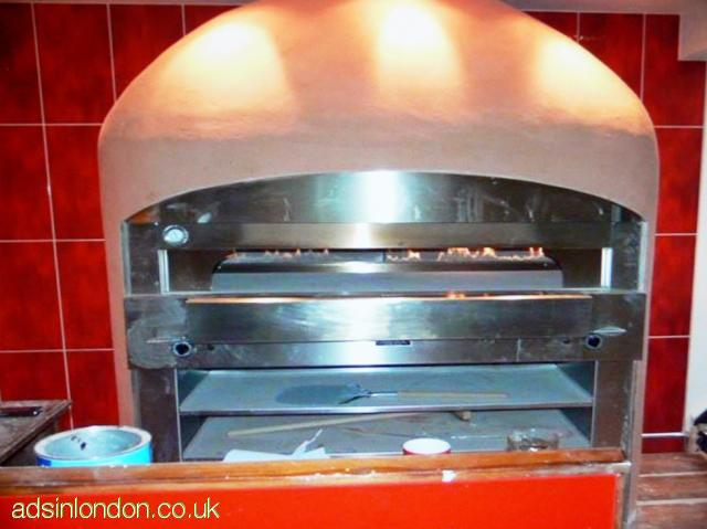 PIZZA OVEN LONDON SHAHI CLAYOVENS