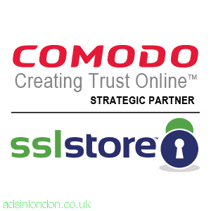 Comodo Essential SSL Wildcard Certificate at $78.40/yr.