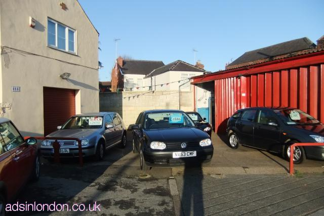 garage workshops  and flat   with a rent off it of 17000 pa  in notts #1