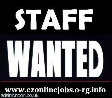 Full Time and Part Time Staff REQUIRED...