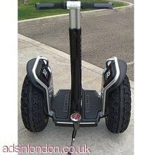 BRAND NEW SEGWAY X2 GOLF WITH FULL ACCESSORIES #1