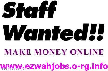 (URGENT) Staff NEEDED + CASH In Hand.