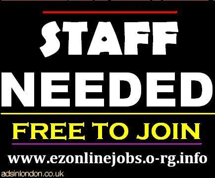 Urgent Part-Time Staff REQUIRED + Cash In Hands.
