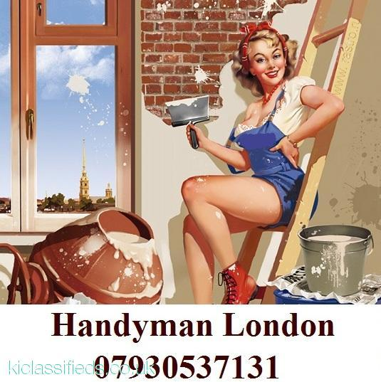 Home and garden help London. Handyman Clapton, Hackney, Islington (East London. Central London.North