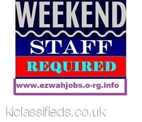 Staff Required Immediately (Part time Or Full time work) (City of London) London