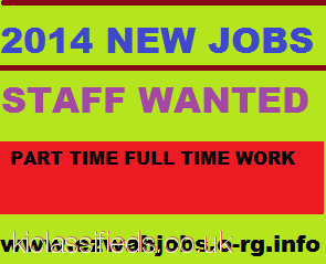 Full Time & Part Time Staff Required (Start 2 Day) (City of London) London