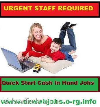 Cash In hand job Offer (Staff Needed Immediately) (City of London) London