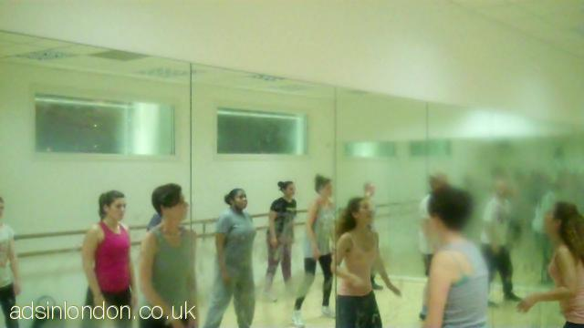 Adult beginners Street dance and commercial dance courses #1