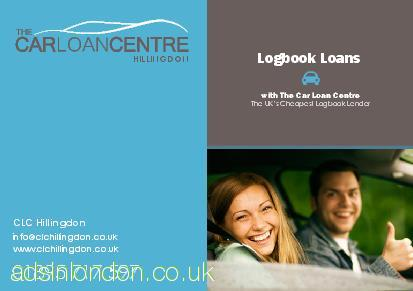 Logbook Loans, No Credit Checks #1