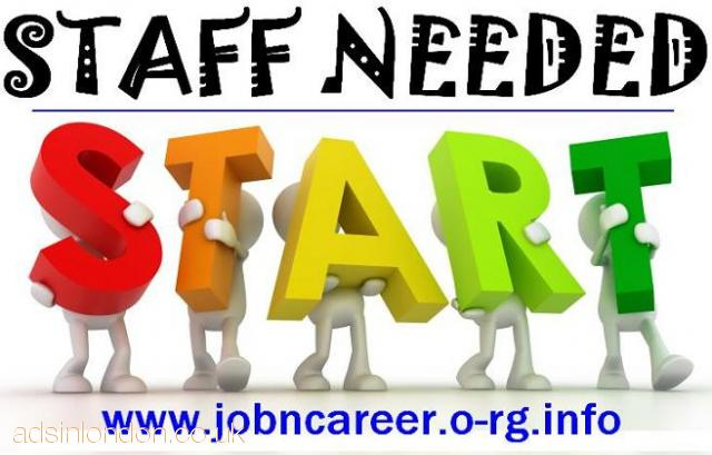 URGENT Part Time Staff REQUIRED