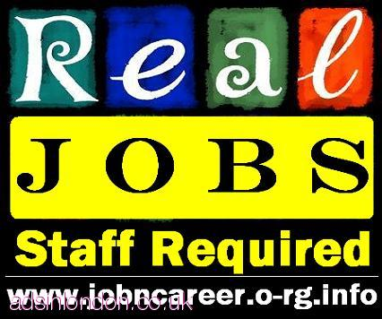 Real Cash Jobs (Part Time Staff Required)