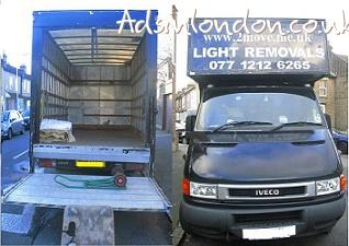 Man and Van, House, Office, Flats Removals