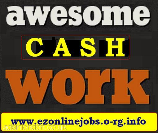 Regular CASH Income, Urgent Staff NEEDED.
