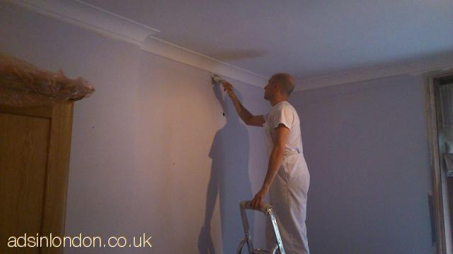 Painting and decorating services #1