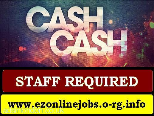 Urgently WORKERS Needed, (Cash In Hand Job)