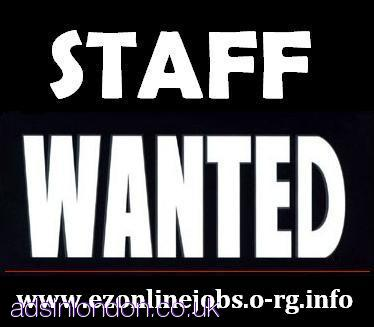 CASH IN HAND JOBS (Staff Required)