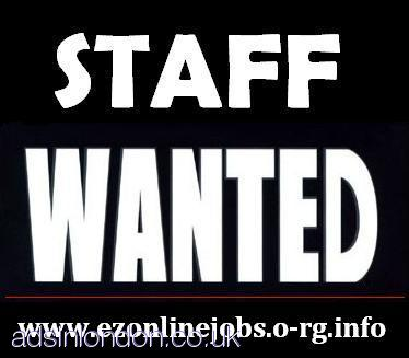 PART-TIME STAFF REQUIRED (CASH IN HAND)